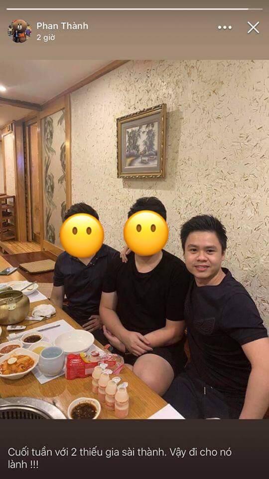 """Trước tin đồn chia tay Primmy Trương, Phan Thành chỉ lẳng lặng để trạng thái """"độc thân"""" và like ảnh Midu ảnh 5"""