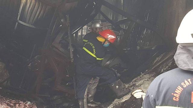 Hình ảnh hiện trường vụ cháy kinh hoàng làm 8 người chết và mất tích ảnh 11