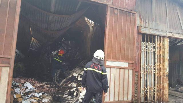 Hình ảnh hiện trường vụ cháy kinh hoàng làm 8 người chết và mất tích ảnh 12