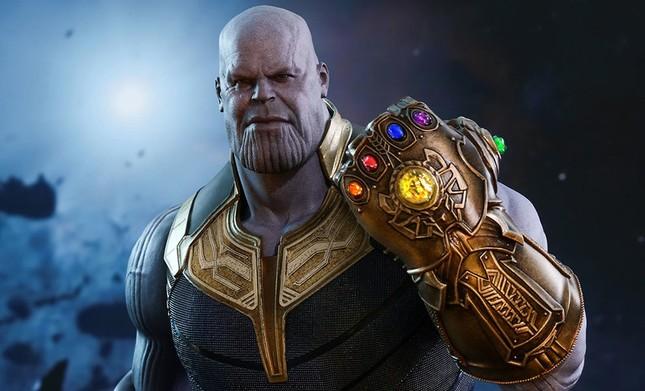 """Đại thắng trong """"Avengers: Infinity War"""" nhưng Thanos từng chịu thua tới 5 lần ở truyện tranh ảnh 1"""