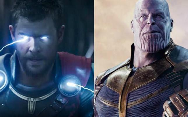 """Đại thắng trong """"Avengers: Infinity War"""" nhưng Thanos từng chịu thua tới 5 lần ở truyện tranh ảnh 2"""