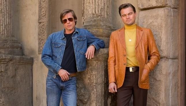 Bom tấn của Leonardo DiCaprio và Brad Pitt tung poster mới đậm chất hoài cổ ảnh 2
