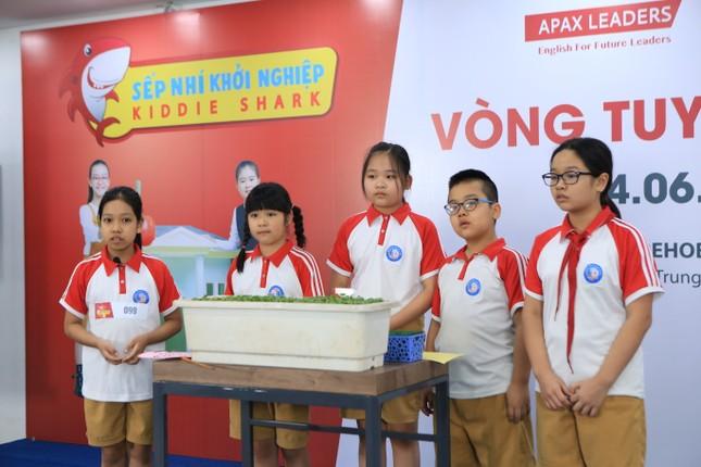 Lần đầu tiên ra mắt chương trình gọi vốn khởi nghiệp dành cho trẻ em - Kiddie Shark ảnh 4