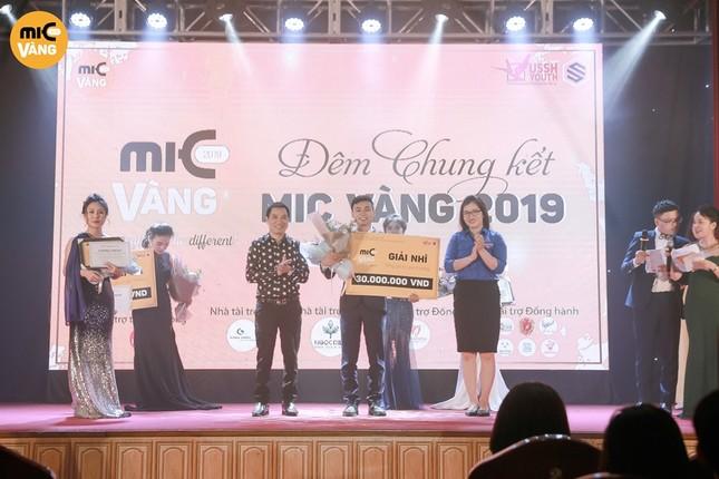 Chung kết cuộc thi MIC Vàng 2019: Khi sự tự tin tạo nên điều khác biệt! ảnh 5