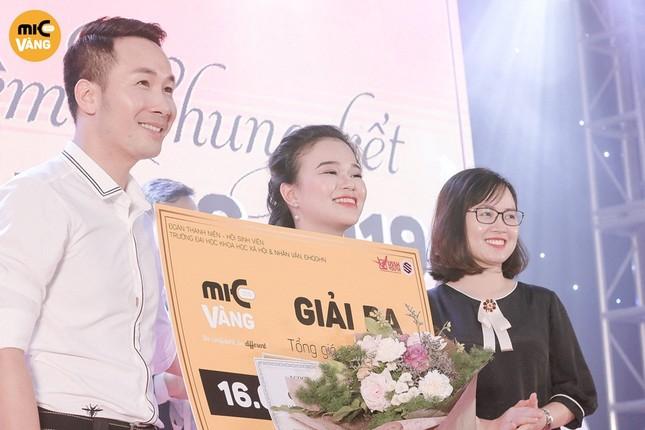 Chung kết cuộc thi MIC Vàng 2019: Khi sự tự tin tạo nên điều khác biệt! ảnh 6