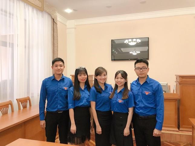 Đại biểu thanh niên Việt Nam đối thoại cùng đại diện Cơ quan Thanh niên Liên bang Nga ảnh 1