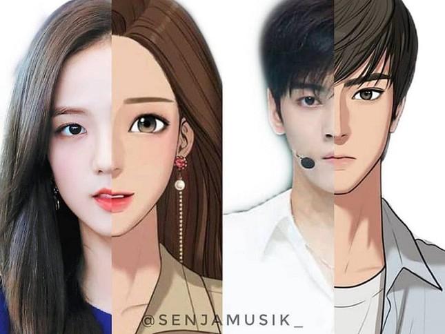"""Nghe tin webtoon """"True Beauty"""" sắp lên phim, cư dân mạng bèn gọi tên hai idol này ảnh 4"""