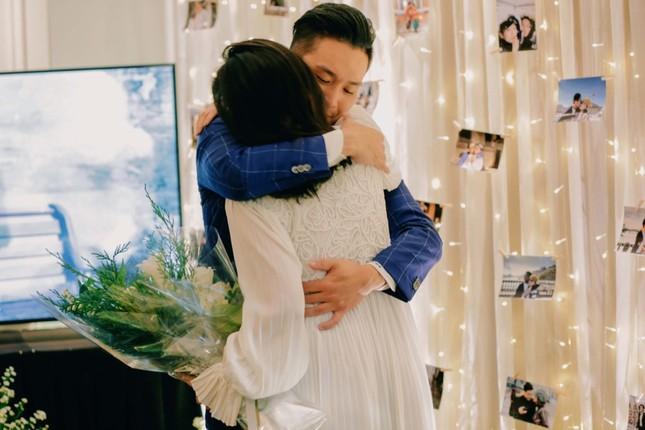 Những bí mật đằng sau buổi cầu hôn lãng mạn của MC Hà Trinh và bạn trai Việt kiều ảnh 7