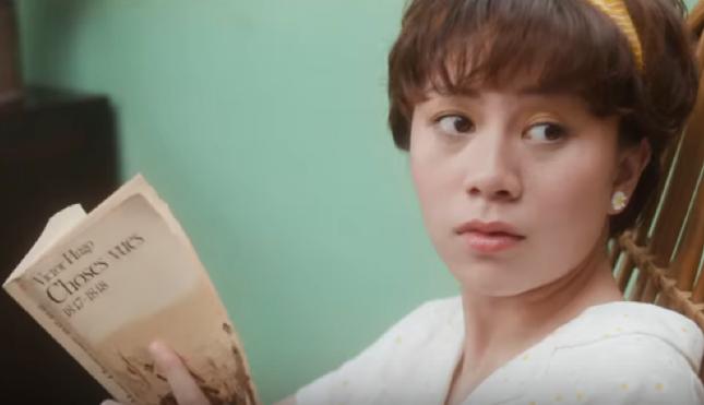 """Ánh Dương """"Về nhà đi con"""" bỗng hoá cô nàng """"bánh bèo"""" trong teaser MV của Da LAB  ảnh 2"""