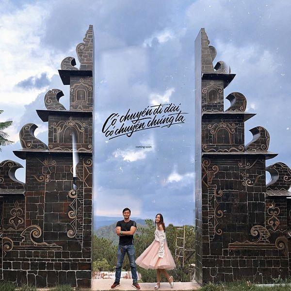 """Xuất hiện """"cổng trời Bali"""" ở Đà Lạt gây khiến cộng đồng mạng tranh cãi gay gắt ảnh 3"""