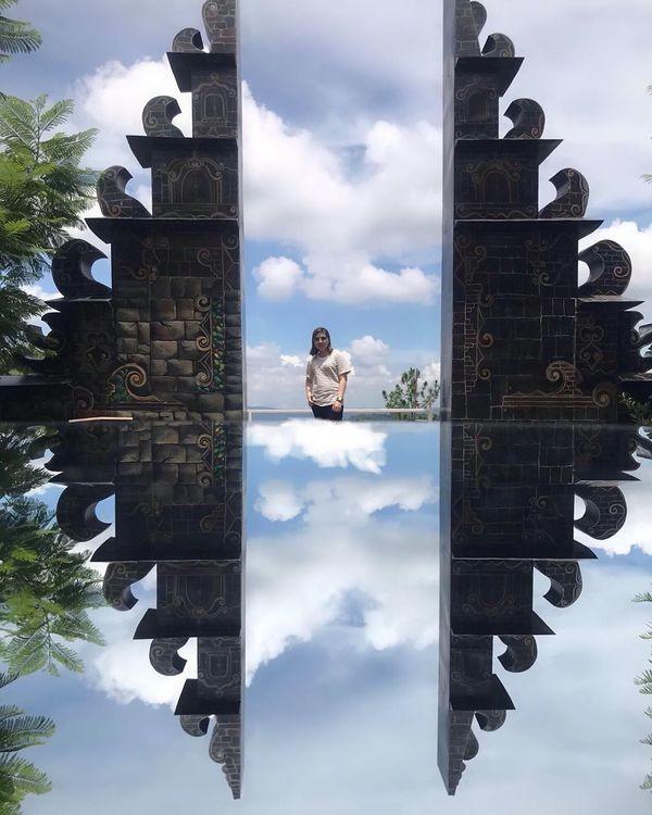 """Xuất hiện """"cổng trời Bali"""" ở Đà Lạt gây khiến cộng đồng mạng tranh cãi gay gắt ảnh 6"""
