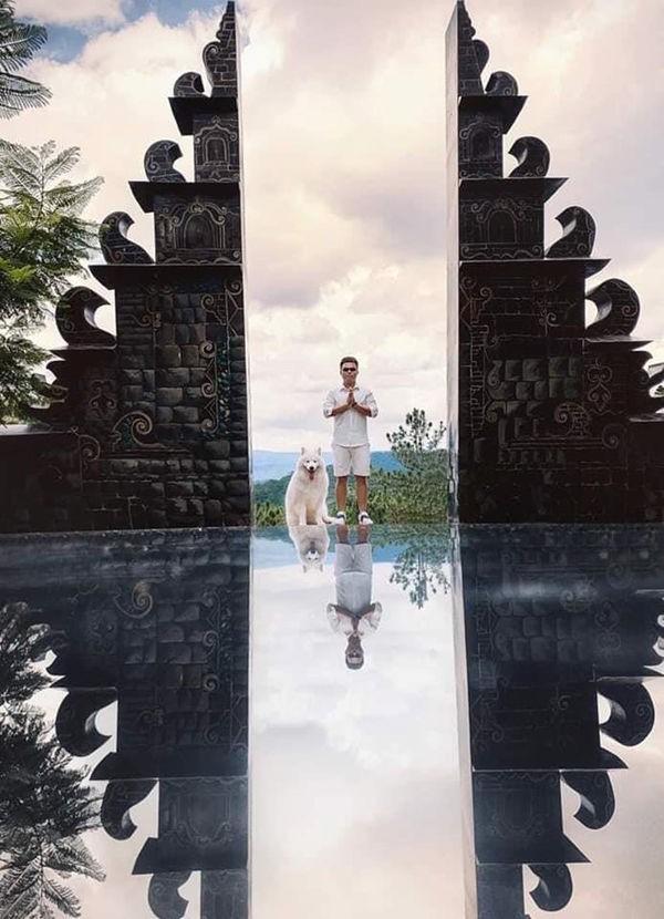 """Xuất hiện """"cổng trời Bali"""" ở Đà Lạt gây khiến cộng đồng mạng tranh cãi gay gắt ảnh 7"""