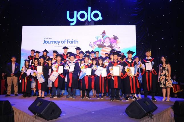 Hành trình 10 năm khai phóng sức mạnh tiềm năng học sinh Việt Nam ảnh 1