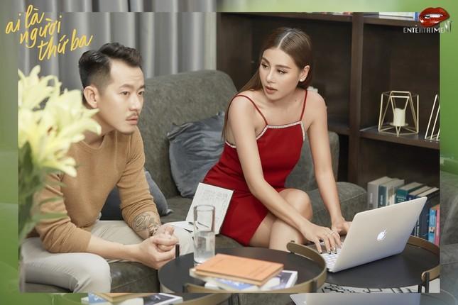 """Sau cổ trang và giang hồ, Nam Thư chọn đề tài """"người thứ ba"""" cho web-drama mới ảnh 2"""