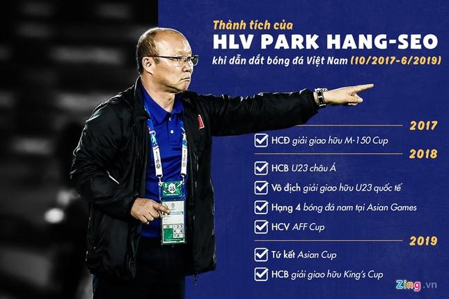 Vì sao VFF chưa thể gia hạn hợp đồng với HLV Park Hang-seo? ảnh 3