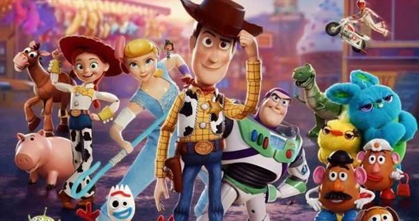 """Hai """"vựa muối"""" Quang Trung – Xuân Nghị hóa thân thành bộ đôi hài hước trong """"Toy Story 4"""" ảnh 1"""