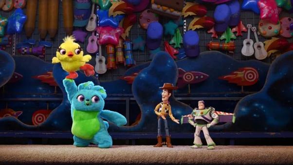 """Hai """"vựa muối"""" Quang Trung – Xuân Nghị hóa thân thành bộ đôi hài hước trong """"Toy Story 4"""" ảnh 2"""