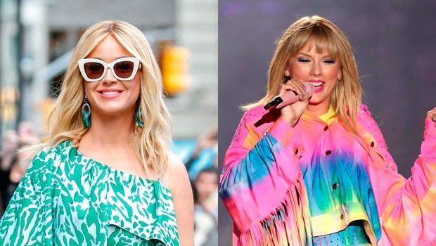 """Tiết lộ bí mật """"cực yêu"""" đằng sau hình ảnh """"chị em hoà bình"""" của Taylor Swift và Katy Perry ảnh 8"""