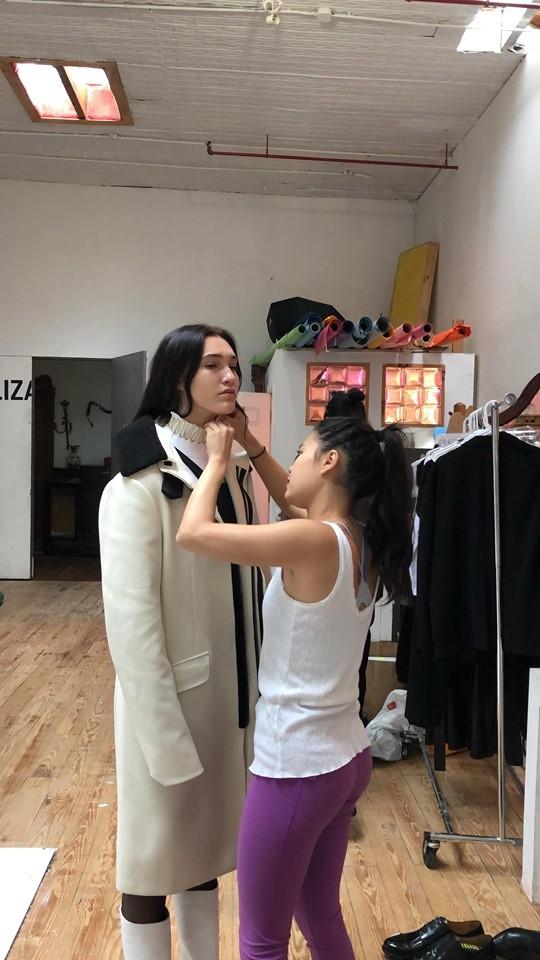 Stylist người Việt làm việc tại New Yorkchia sẻ những khó khăn ở môi trường quốc tế ảnh 5