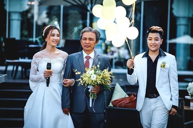 """2 """"hot girl"""" làm đám cưới: """"Tôi mong Việt Nam sớm công nhận hôn nhân đồng giới"""" ảnh 12"""
