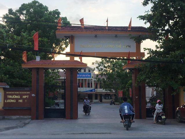 Quảng Bình: Thí sinh lỡ thi vì không được thông báo sẽ vào học trường đúng nguyện vọng ảnh 2