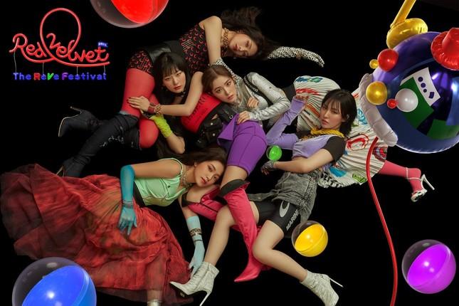 Đã tốn nhiều công sức cho bài Zimzalabim nhưng đây là kết quả Red Velvet nhận được ảnh 2