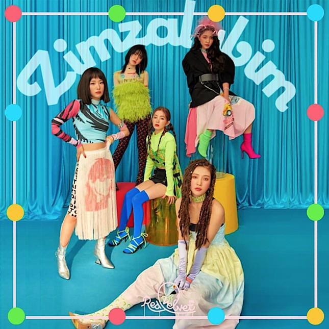 Đã tốn nhiều công sức cho bài Zimzalabim nhưng đây là kết quả Red Velvet nhận được ảnh 1