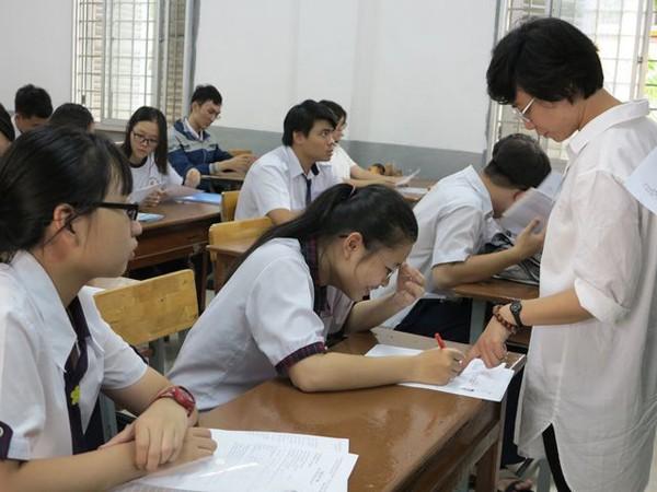 Thi THPT quốc gia 2019: Bộ Giáo dục cảnh báo những lỗi thí sinh thường mắc trong thi trắc nghiệm ảnh 1