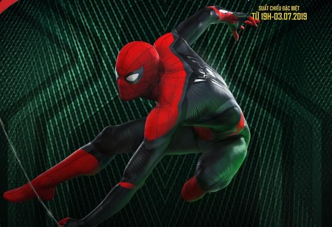 """Thôi xong, Tom Holland lại lỡ miệng khoe hai bộ giáp mới trong """"Spider-Man: Far From Home"""" ảnh 3"""