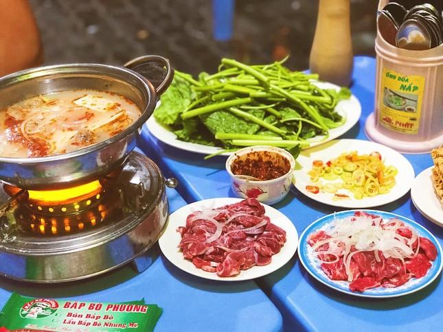 """Chảy nước miếng với """"thực đơn ngày mưa"""" ở Sài Gòn ảnh 1"""