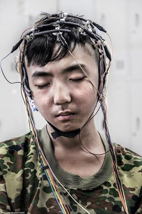 Cuộc sống trong trại cai nghiện Internet tại Trung Quốc ảnh 4