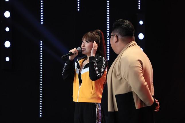 """Bảo Thy - Vương Khang tái hiện """"Please Tell Me Why"""" đình đám một thời tại """"Ký Ức Vui Vẻ"""" ảnh 2"""
