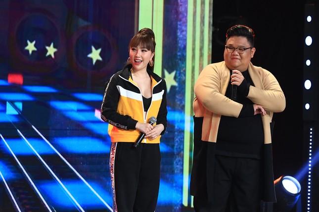 """Bảo Thy - Vương Khang tái hiện """"Please Tell Me Why"""" đình đám một thời tại """"Ký Ức Vui Vẻ"""" ảnh 5"""