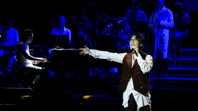Kéo khán giả đến Hội An đón Trung thu, Hà Anh Tuấn chiêu đãi không gian âm nhạc đầy bất ngờ  ảnh 4