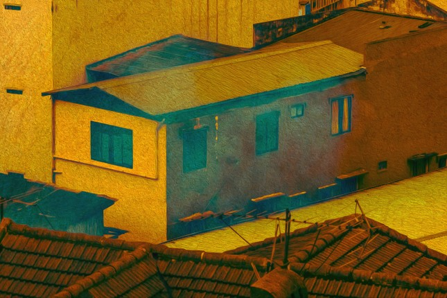 Bạn đã từng chiêm ngưỡng một Đà Lạt xinh đẹp qua những bức tranh sơn dầu? ảnh 6