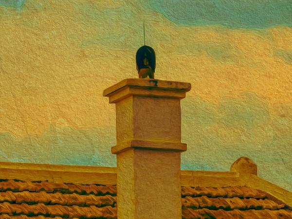 Bạn đã từng chiêm ngưỡng một Đà Lạt xinh đẹp qua những bức tranh sơn dầu? ảnh 10
