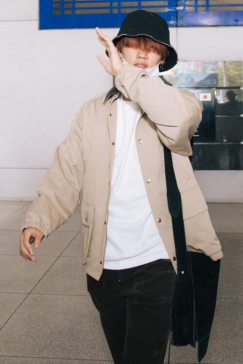 Hwall rời nhóm, The Boyz đã đến thành phố Hồ Chí Minh với 11 thành viên  ảnh 10