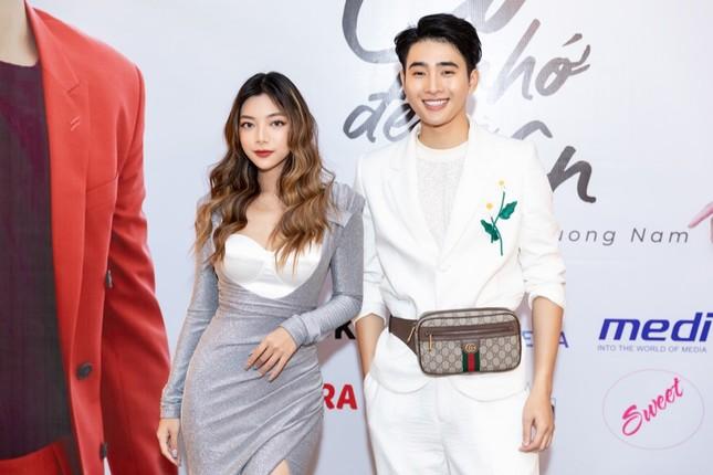 Katleen Phan Võ và Nhâm Phương Nam hội ngộ sau chuyện tình bi kịch trong MV ảnh 4