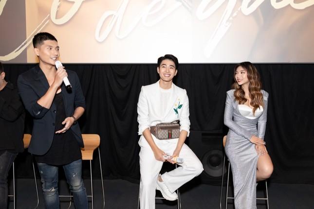 Katleen Phan Võ và Nhâm Phương Nam hội ngộ sau chuyện tình bi kịch trong MV ảnh 3