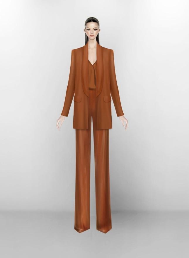 """""""Biểu tượng nữ quyền"""" Michelle Obama chọn lựa thiết kế của Công Trí xuất hiện tại sự kiện đặc biệt ảnh 3"""
