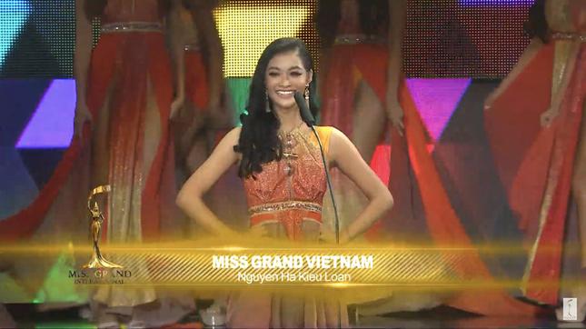 Kiều Loan xuất sắc lọt top 10 chung cuộc Miss Grand International 2019 ảnh 6