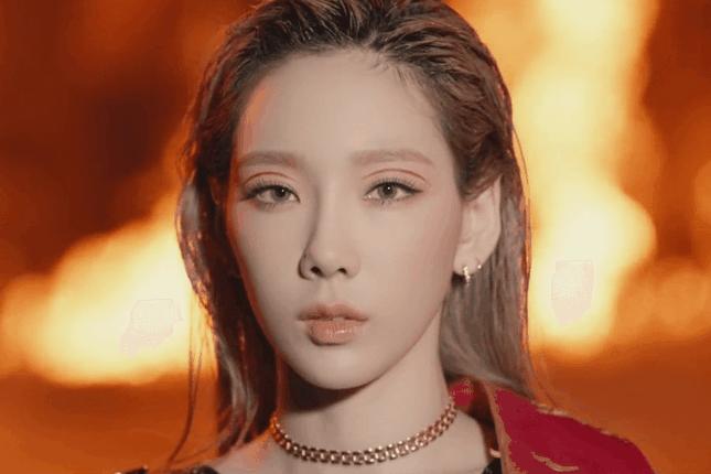 """Vừa comeback, Taeyeon đã đạt all-kill, lập kỷ lục mới đáng nể với album """"Purpose"""" ảnh 1"""