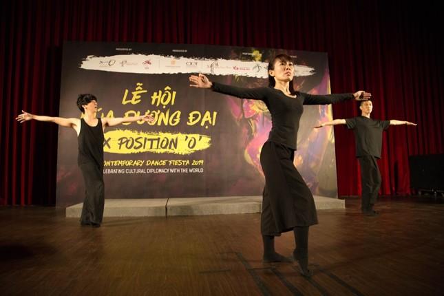 """Lễ hội múa đương đại quốc tế """" XPOSITION O"""" lần đầu tiên """"cập bến"""" Việt Nam  ảnh 1"""