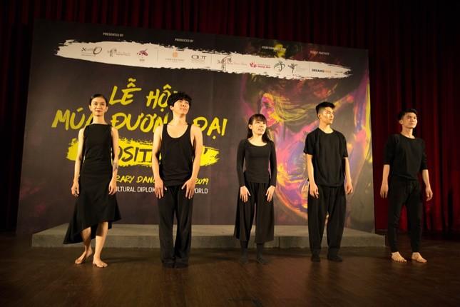 """Lễ hội múa đương đại quốc tế """" XPOSITION O"""" lần đầu tiên """"cập bến"""" Việt Nam  ảnh 3"""