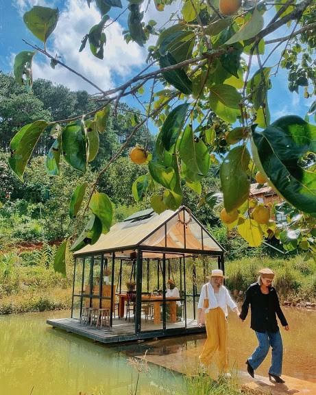 4 homestay áp mái đẹp như phim Hàn ở Đà Lạt ảnh 19
