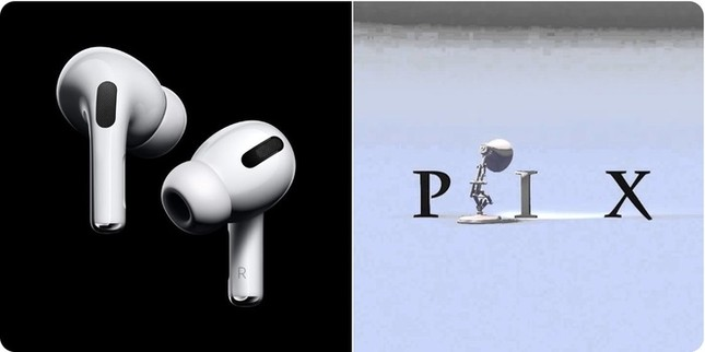Vừa mới ra mắt, AirPods Pro của Apple đã trở thành cảm hứng chế ảnh của dân mạng ảnh 4