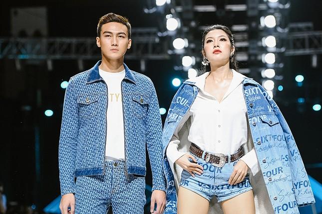 H'Hen Niê cưỡi ngựa, Lãnh Thanh khuấy động sàn diễn Vietnam International Fashion Week Fall/Winter 2019 ảnh 5