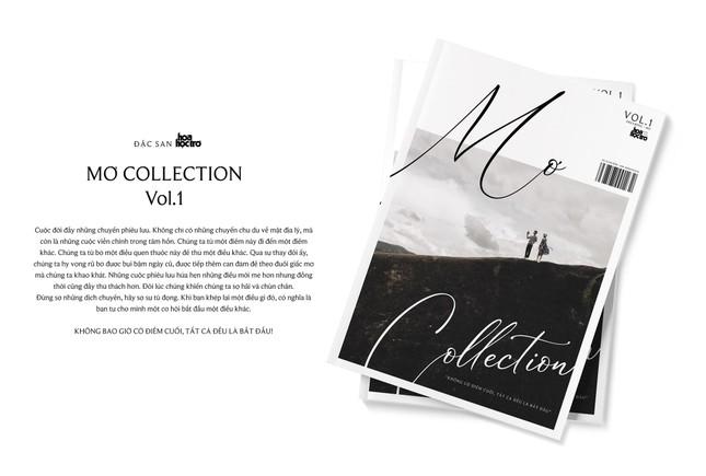 """""""Mơ Collection Vol.1"""" - Can đảm để bắt đầu và dũng cảm để kết thúc! ảnh 1"""