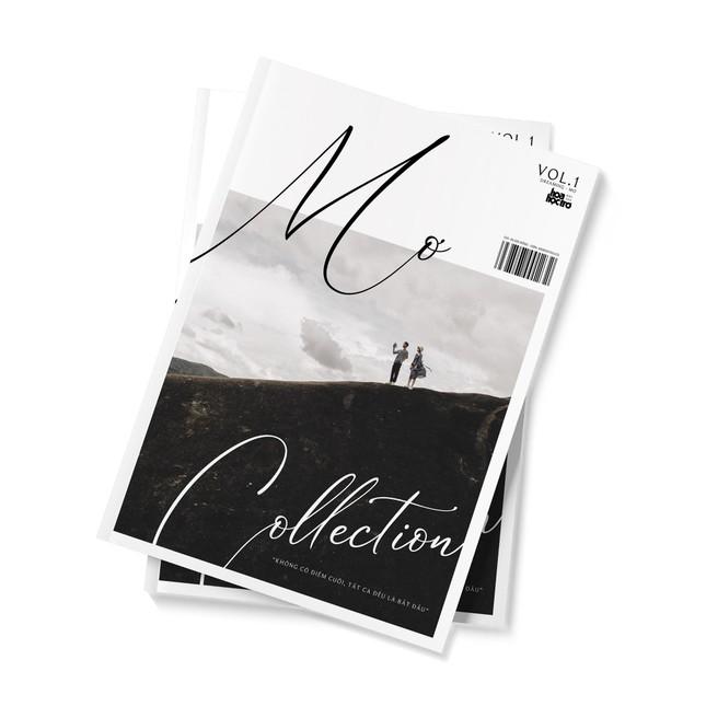 """""""Mơ Collection Vol.1"""" - Can đảm để bắt đầu và dũng cảm để kết thúc! ảnh 2"""