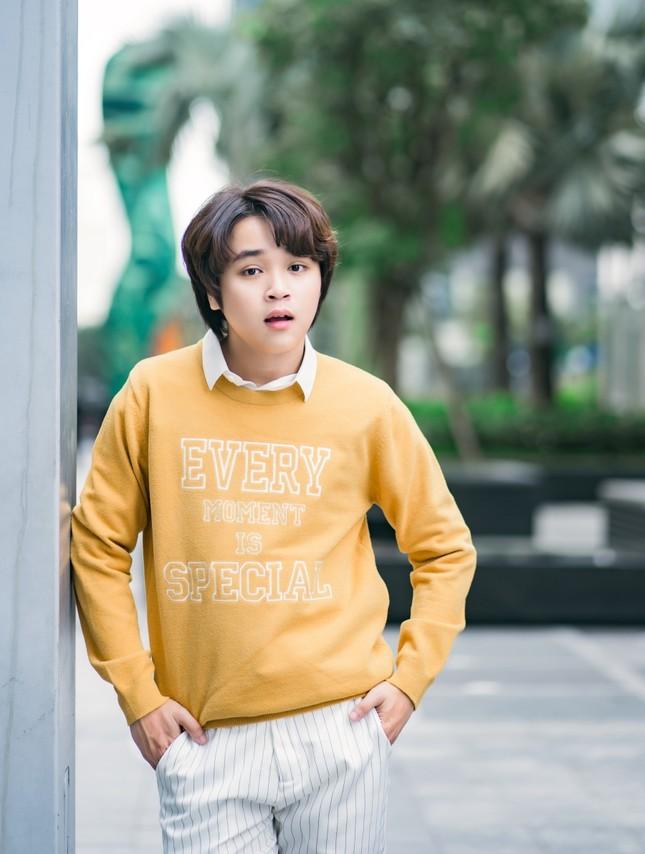 """Quán quân """"Vietnam Idol Kids"""" Thiên Khôi mời R.TEE tham gia hát rap trong ca khúc mới ảnh 3"""